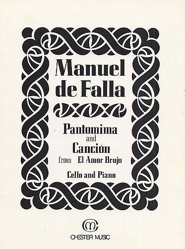 Pantomima-Manuel-de-Falla-partitura