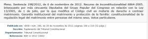 STC sobre Ley 13-2005