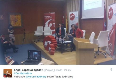 tuit foto ponencia